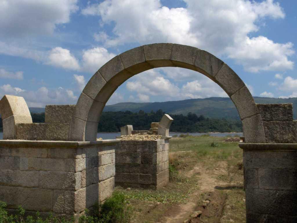 Baños Romanos De Bande:Aquis Querquennis, la grandeza de los romanos