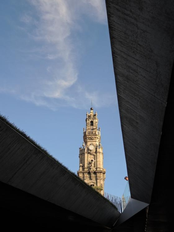 Torre de los Clérigos, Oporto, Portugal. Verano 2017